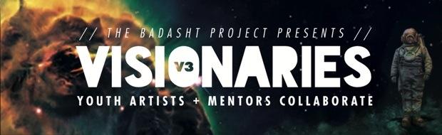 Badasht Vol. 3 - Visionaries