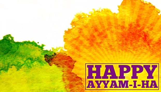 Happy Ayyam-i-Ha!