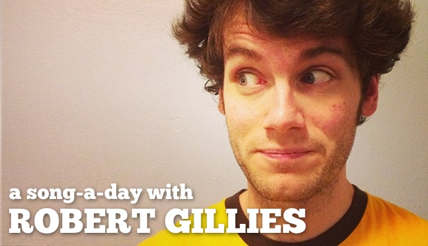 Song-A-Day With Robert Gillies