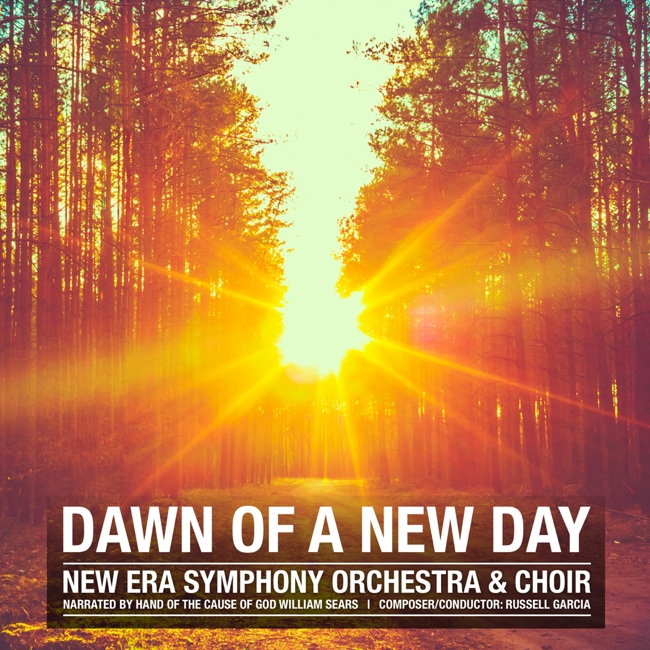 Dawn of a New Day - New Era Symphony Orchestra   Choir by Russell ... f217aee4464