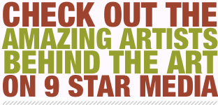 Artists on 9 Star Media